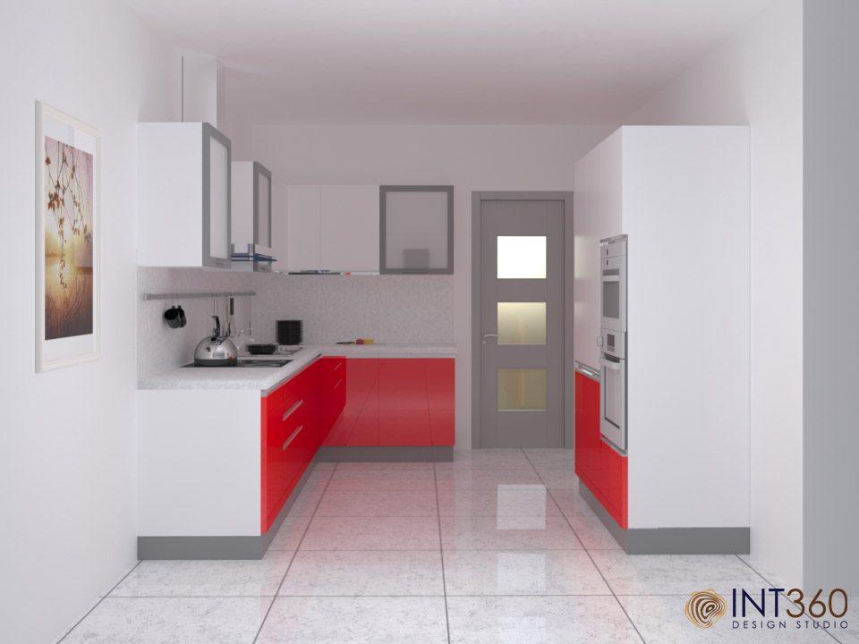 parallel kitchen design. Magnificent Parallel Kitchen  Int360